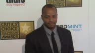 Donald Faison at 2012 Critics' Choice Television Awards Donald Faison at 2012 Critics' Choice Television A at The Beverly Hilton Hotel on June 18...