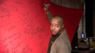 Donald Faison at McDonald's McCafe Presents The WireImage Portrait Studio at Village At The Lift on in Park City Utah