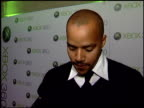 Donald Faison at the Launch Party for XBOX's Next Generation Console XBOX 360 at a private residence in Beverly Hills California on November 16 2005