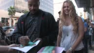 Donald Faison at the premiere of 'Megamind' in Hollywood at the Celebrity Sightings in Los Angeles at Los Angeles CA