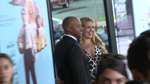 Donald Faison Cacee Cobb at 'Wish I Was Here' Los Angeles Premiere Presented By Focus Features in Los Angeles CA