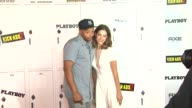Donald Faison Lyndsy Fonseca at Playboy And Universal Pictures' KickAss 2 Event At ComicCon Sponsored By AXE Black Chill on 7/20/2013 in San Diego CA