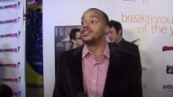 Donald Faison on hosting tonight's event on how he became involved in the event on how he's feeling about hosting the event and on who he's looking...