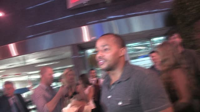 Donald Faison outside Trousdale in West Hollywood at the Celebrity Sightings in Los Angeles at Los Angeles CA