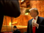 Donald Trump at the Searchfor New Cast of 6th Season of 'The Apprentice' By Donald Trump and Randal Pinkett at Trump Tower in New York New York on...