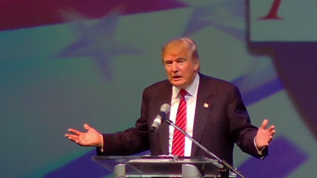 Donald Trump on the second amendment and Chattanooga shooting 'Let's get rid of these gunfree zones' 1080p HD