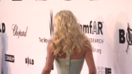 Donatella Versace at the Cannes amfAR's Cinema Against AIDS 2008 Arrivals at Cannes