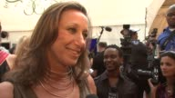 Donna Karan on how it feels to be receiving the lifetime achievment award why she decided to get involved with fragrances what her signature scent is...