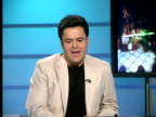 Donny Osmond interview continued SOT amazing I've been in business as long as I have / 44 years and still loving it / one concert for summer in...