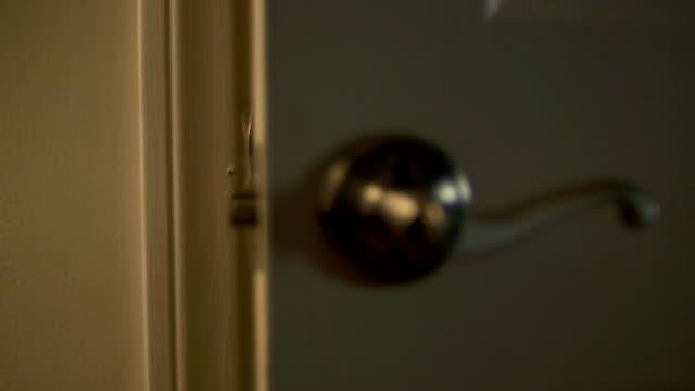 CU Door being closed