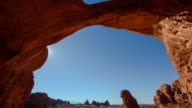 Double Arch im Arches National Park in Utah