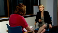 Doubts over future of Barclays Bank Chief Executive after LIBOR rate manipulation Angela Knight interview SOT