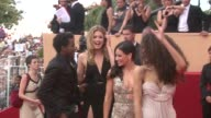 Doutzen Kroes Evangeline Lilly Afef Jnifen at the Cannes Film Festival 2009 Vengeance Steps at Cannes
