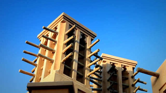 doves on traditional towers