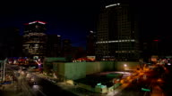 Down Town Phoenix at night