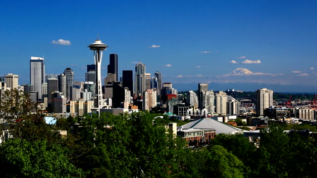 Down Town Seattle