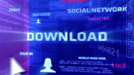 Download Button In The Digital World