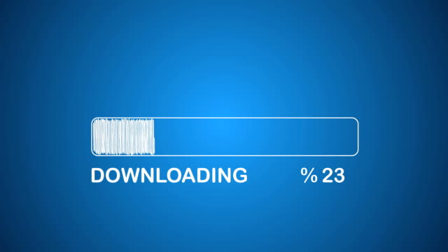 Downloading Bar