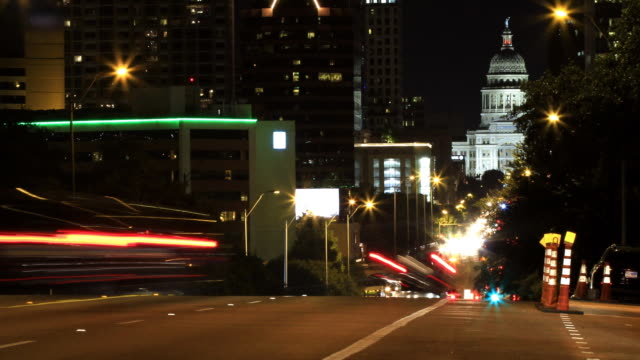 Downtown Austin from Congress Avenue