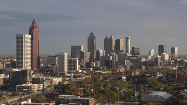 Atlanta (GA) United States  city photos : Downtown City Skyline Atlanta Georgia United States Of America Stock ...