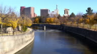 Downtown Flint, Michigan