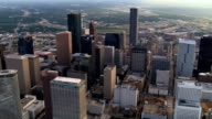 Downtown Houston, Texas. Shot in 2007.