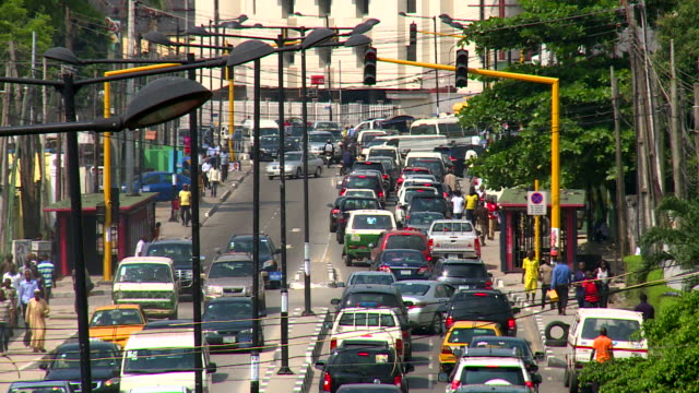 Downtown Lagos, Nigeria