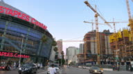 Downtown Los Angeles is undergoing its largest construction boom in modern times — an explosion juiced by foreign investment that's adding thousands...
