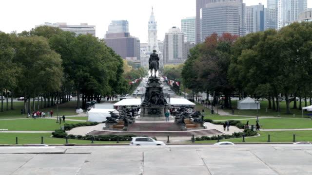 Downtown Philadelphia, USA