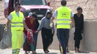 Dozens of migrants were intercepted by Italian border guards on Tuesday on several boats leaving from Libya a day after Pope Francis called for more...