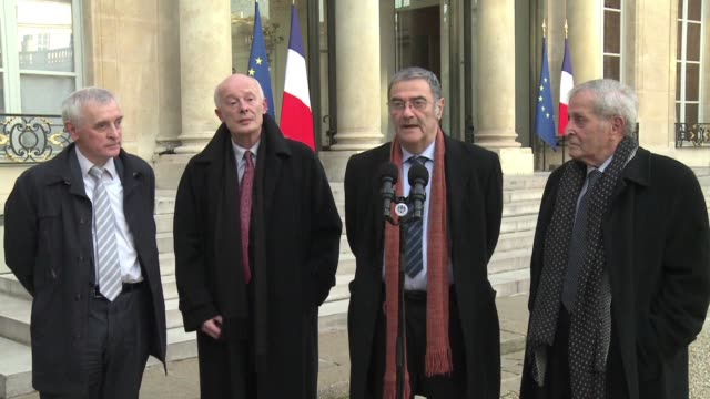 Dozens of Nobel Prize winners including Serge Haroche and Jean Jouzel signed a climate change petition Monday encouraging French President Francois...