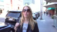 INTERVIEW Dr Jenn Mann on the Anna Faris and Chris Pratt split while shopping in Beverly Hills at Celebrity Sightings in Los Angeles on August 18...