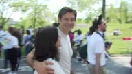 Dr Oz and Lisa Oz at the 13th Annual EIF Revlon Run/Walk For Women at New York NY