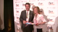 Dr William Nelson Alison Sweeney at Stand Up To Cancer Press Event At The AACR Annual Meeting in San Diego CA