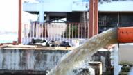 Drain waste dump