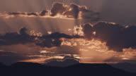 Dramatic Sunrise 4K