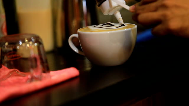 Zeichnung Kaffee