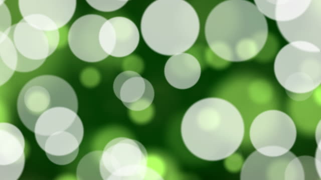 dreamlike particle (loopable),green color