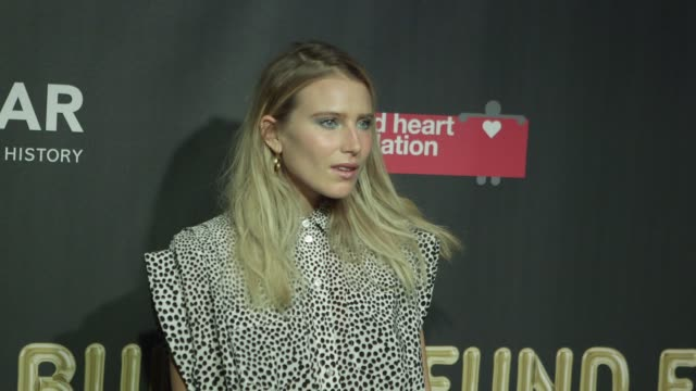 Dree Hemingway at Natalia Vodianova's Naked Heart Foundation to partner with amfAR in New York for Fabulous Fund Fair at Skylight Clarkson Sq on...