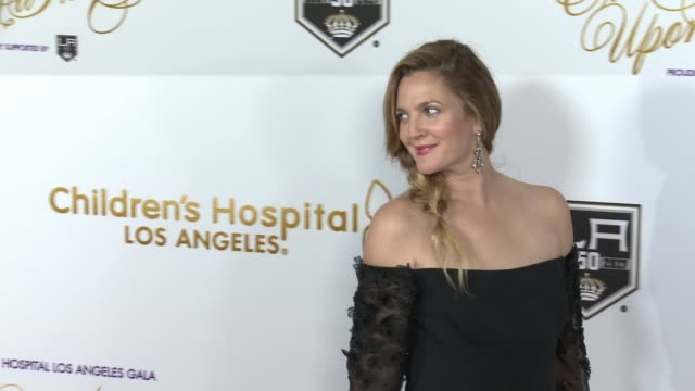 Drew Barrymore at 2016 Children's Hospital Los Angeles 'Once Upon a Time' Gala in Los Angeles CA