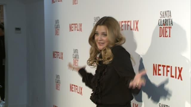 Drew Barrymore Netflix 'Santa Clarita Diet'