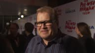 Drew Carey on the event and show at the 'The Peewee Herman Show' Opening Night at Los Angeles CA