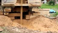 drilling Grundwasser