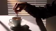 HD: Drinking Coffee