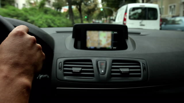Drive with Navigation System, Real Time