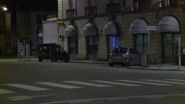 A driver shouting Allahu Akbar ploughs into pedestrians in eastern France