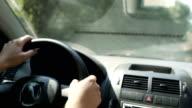 Driving Landstraßen