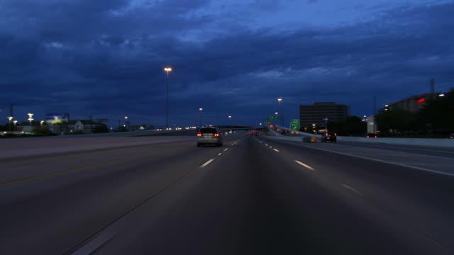 Driving in Austin, TX