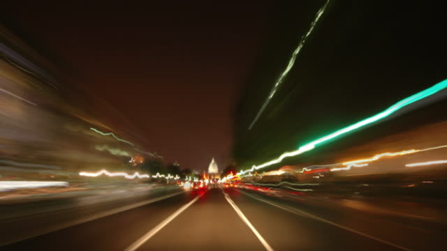 Driving in DC