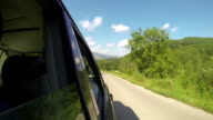 Driving in nature